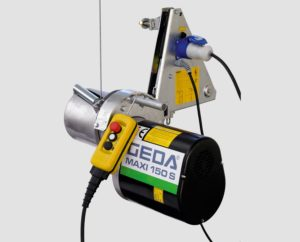 GEDA MAXI 150s / Kleinaufzüge